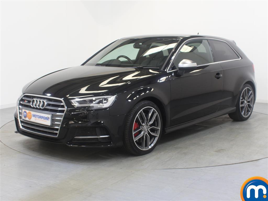 Audi A3 S3 - Stock Number (1025276) - Passenger side front corner