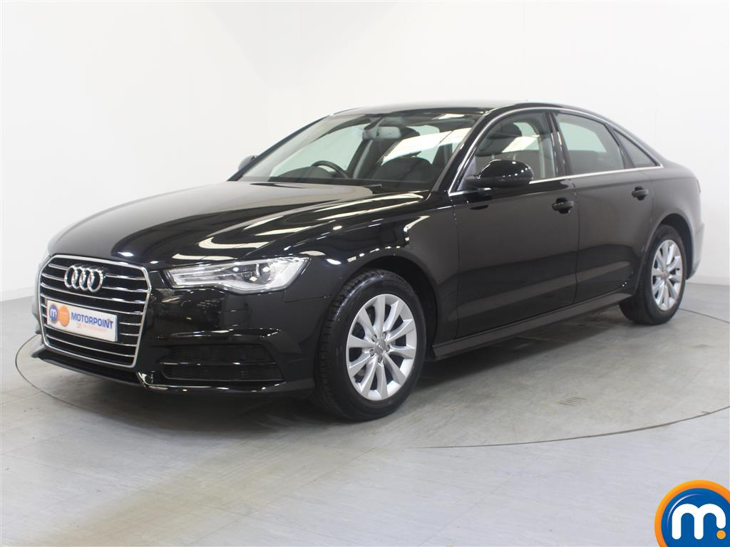 Audi A6 SE Executive - Stock Number (1027046) - Passenger side front corner