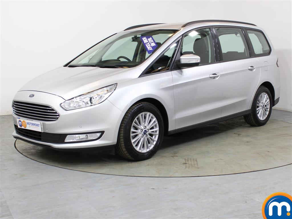 Ford Galaxy Zetec - Stock Number (1020197) - Passenger side front corner