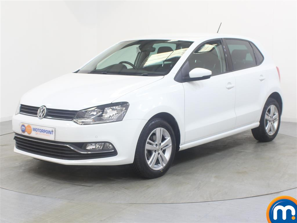 Volkswagen Polo Match Edition - Stock Number (1028232) - Passenger side front corner