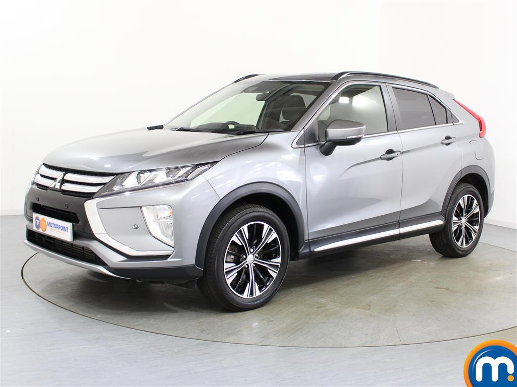 Mitsubishi Eclipse Cross 3 - Stock Number (1011770) - Passenger side front corner