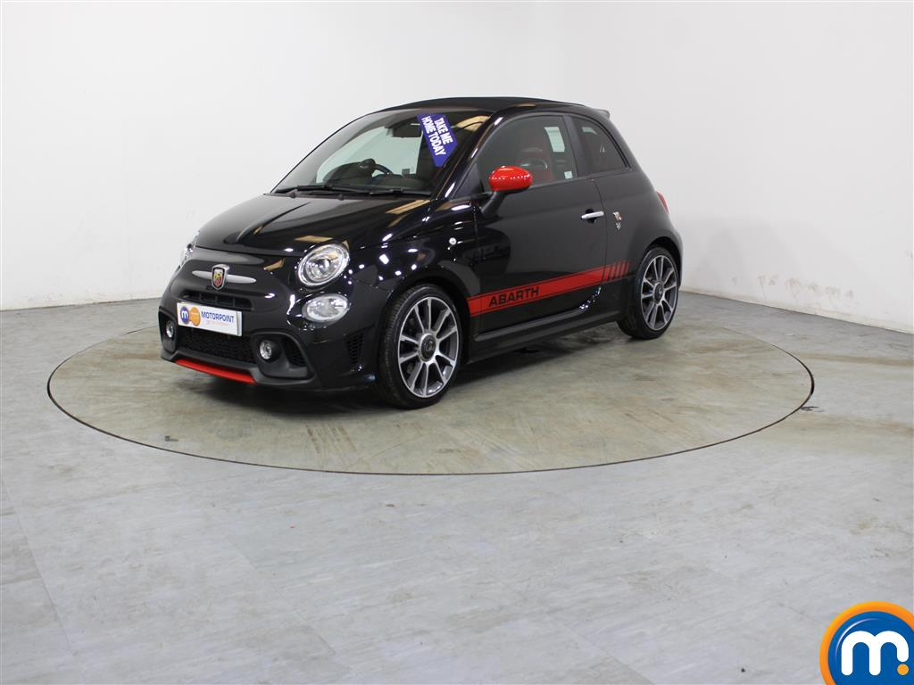 Abarth 595 Turismo - Stock Number (1023880) - Passenger side front corner