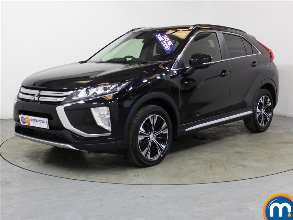 Mitsubishi Eclipse Cross 3 - Stock Number (1026247) - Passenger side front corner