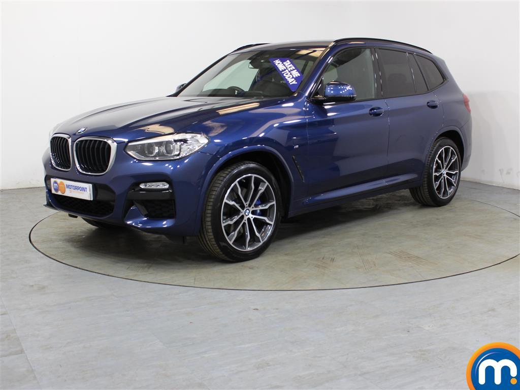 BMW X3 M Sport - Stock Number (1019728) - Passenger side front corner