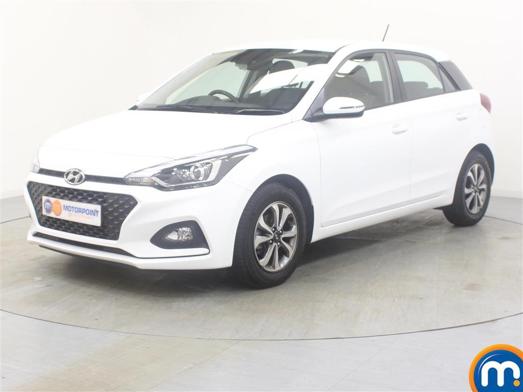 Hyundai I20 SE - Stock Number (1028692) - Passenger side front corner