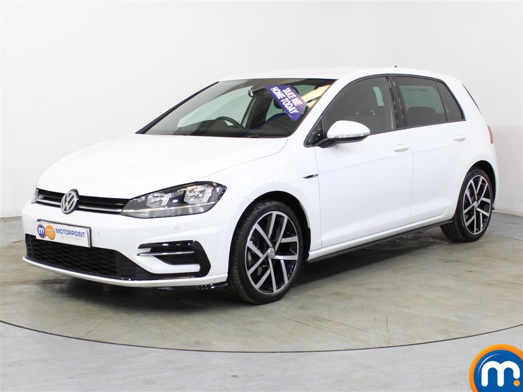 Volkswagen Golf R-Line - Stock Number (1020378) - Passenger side front corner