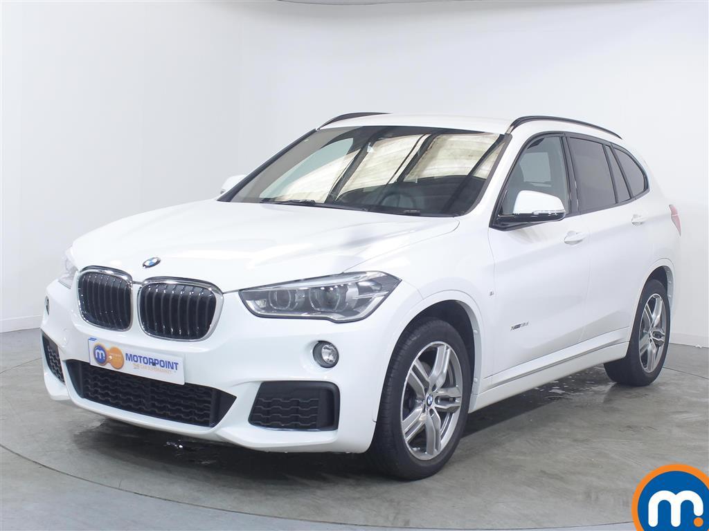 BMW X1 M Sport - Stock Number (1027012) - Passenger side front corner