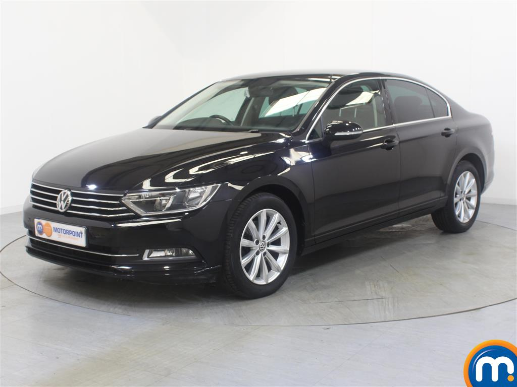 Volkswagen Passat SE Business - Stock Number (1025547) - Passenger side front corner