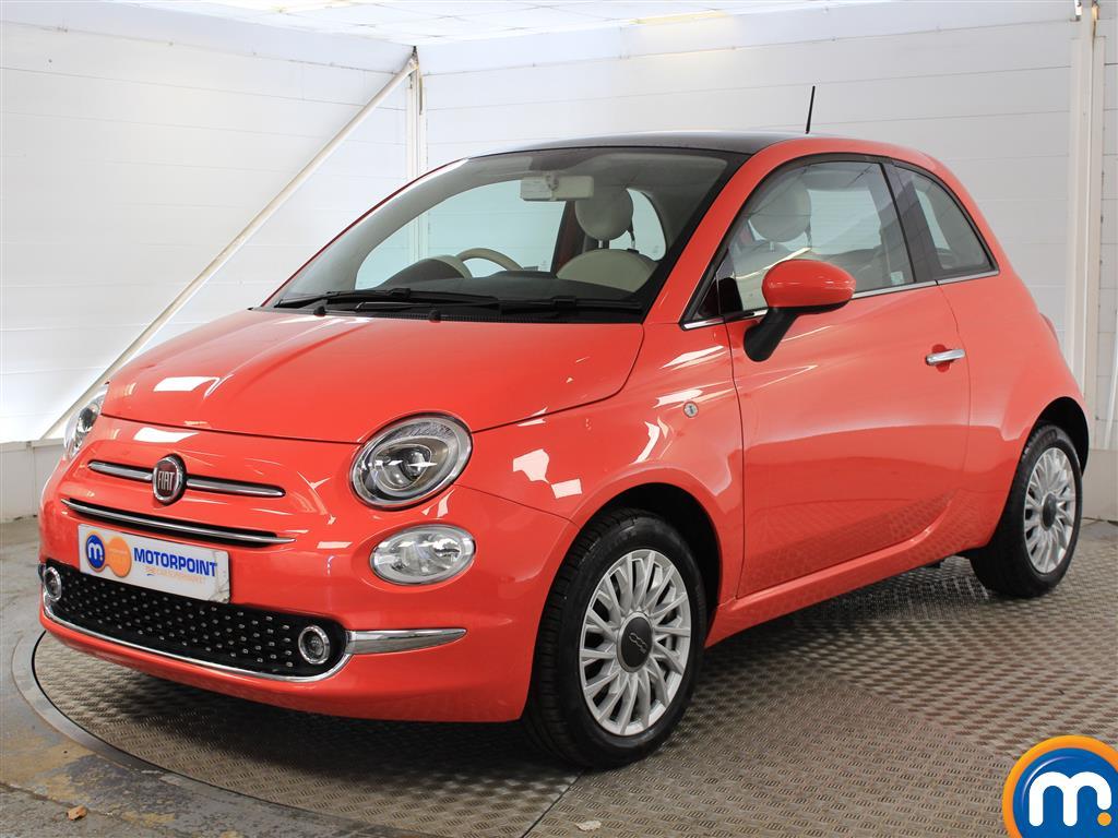 Fiat 500 Lounge - Stock Number (1022036) - Passenger side front corner