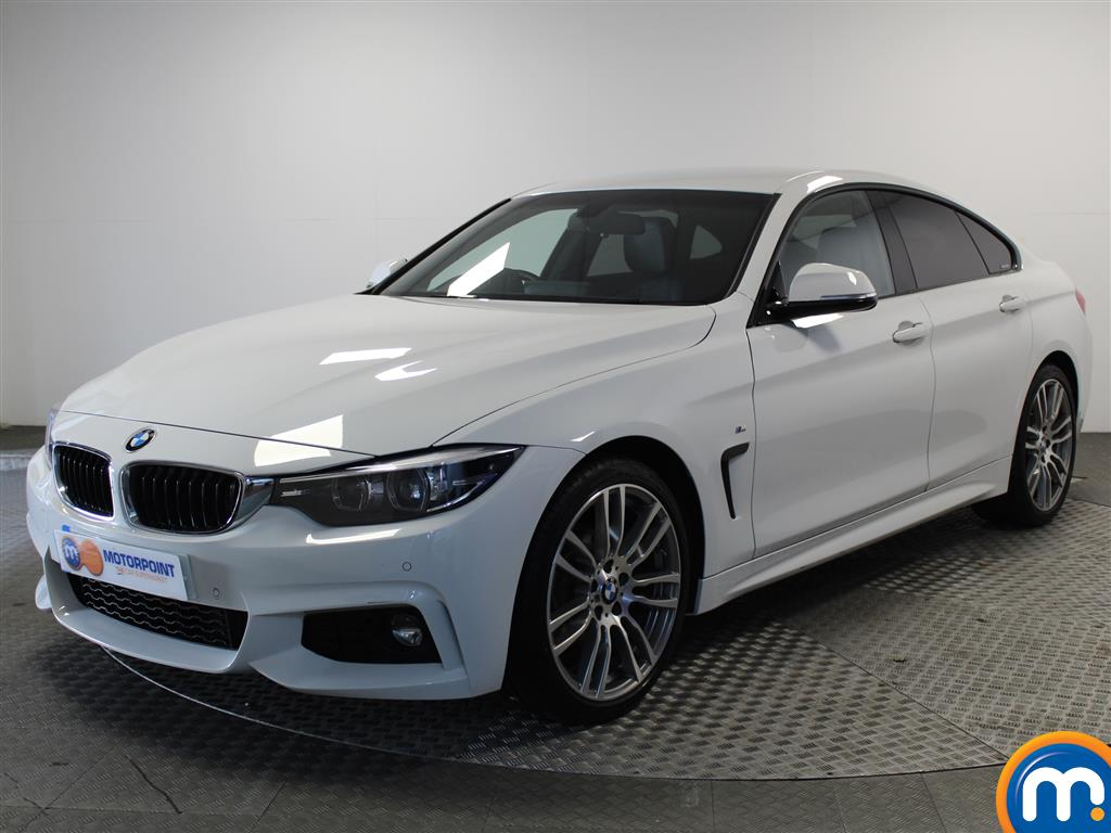 BMW 4 Series M Sport - Stock Number (1027440) - Passenger side front corner