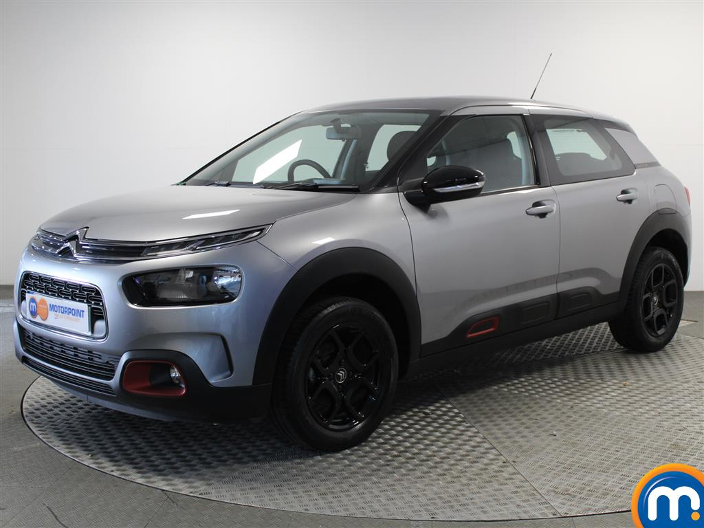 Citroen C4 Cactus Feel Edition - Stock Number (1026747) - Passenger side front corner