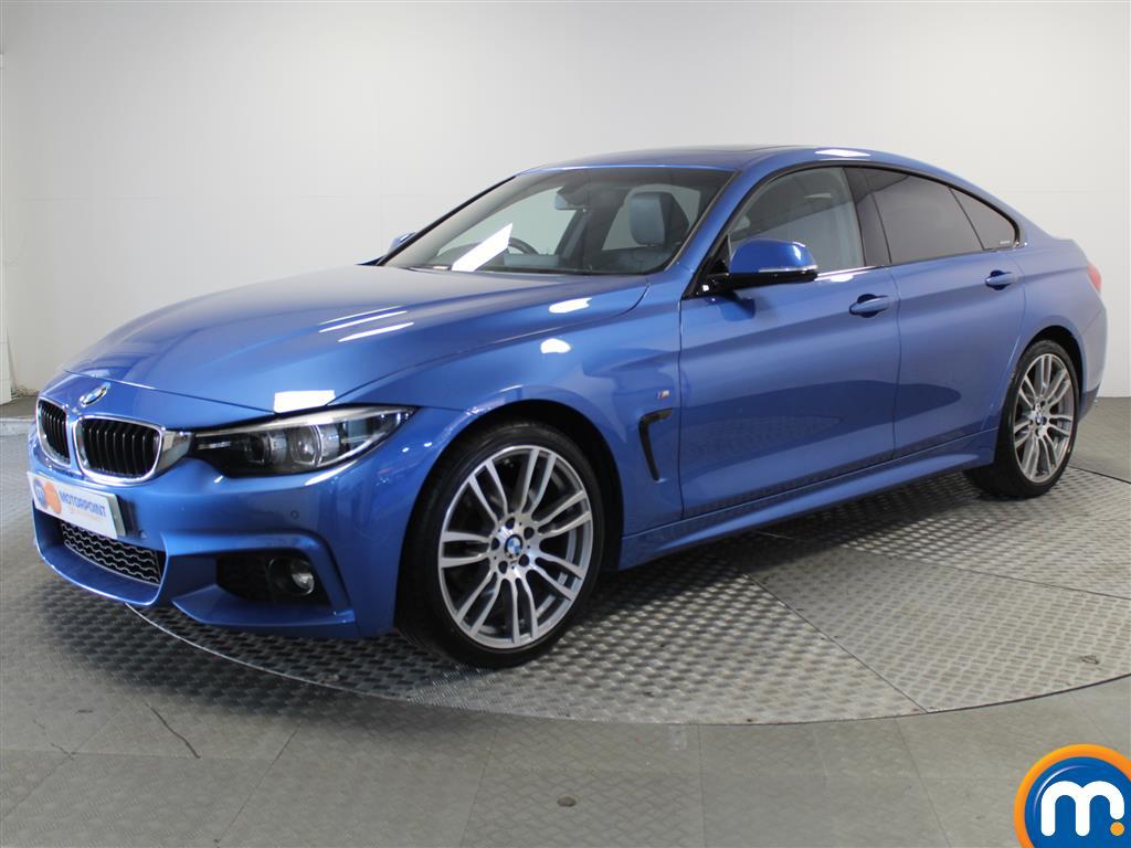 BMW 4 Series M Sport - Stock Number (1006285) - Passenger side front corner