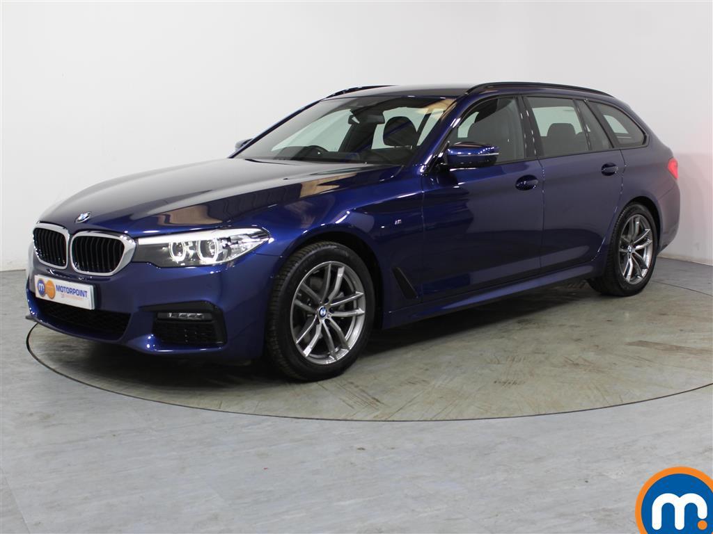 BMW 5 Series M Sport - Stock Number (1028832) - Passenger side front corner