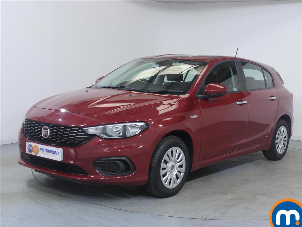 Fiat Tipo Easy - Stock Number (1011639) - Passenger side front corner