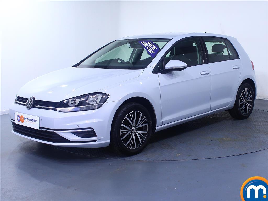 Volkswagen Golf SE - Stock Number (1027024) - Passenger side front corner