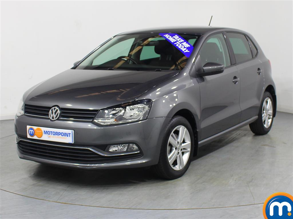 Volkswagen Polo Match Edition - Stock Number (1030713) - Passenger side front corner