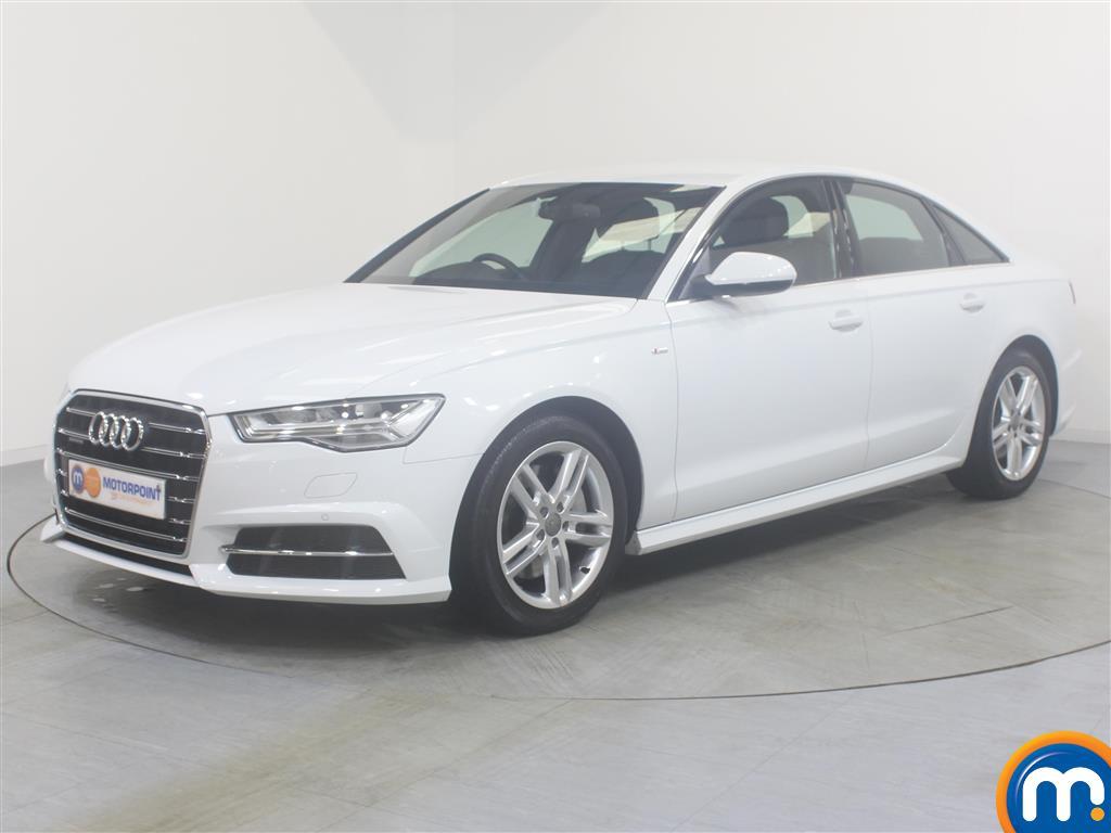 Audi A6 S Line - Stock Number (1029345) - Passenger side front corner
