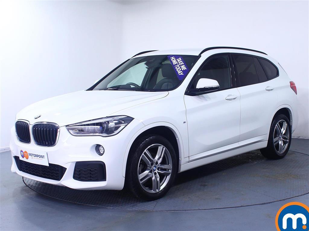 BMW X1 M Sport - Stock Number (1027018) - Passenger side front corner