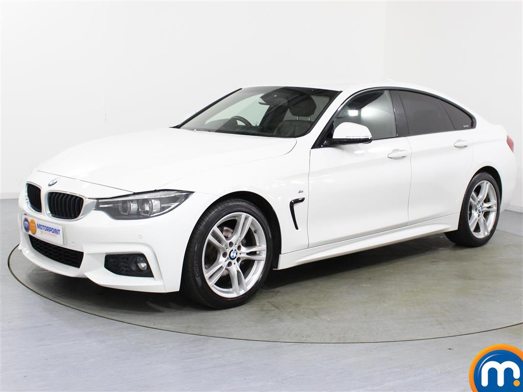BMW 4 Series M Sport - Stock Number (1025911) - Passenger side front corner