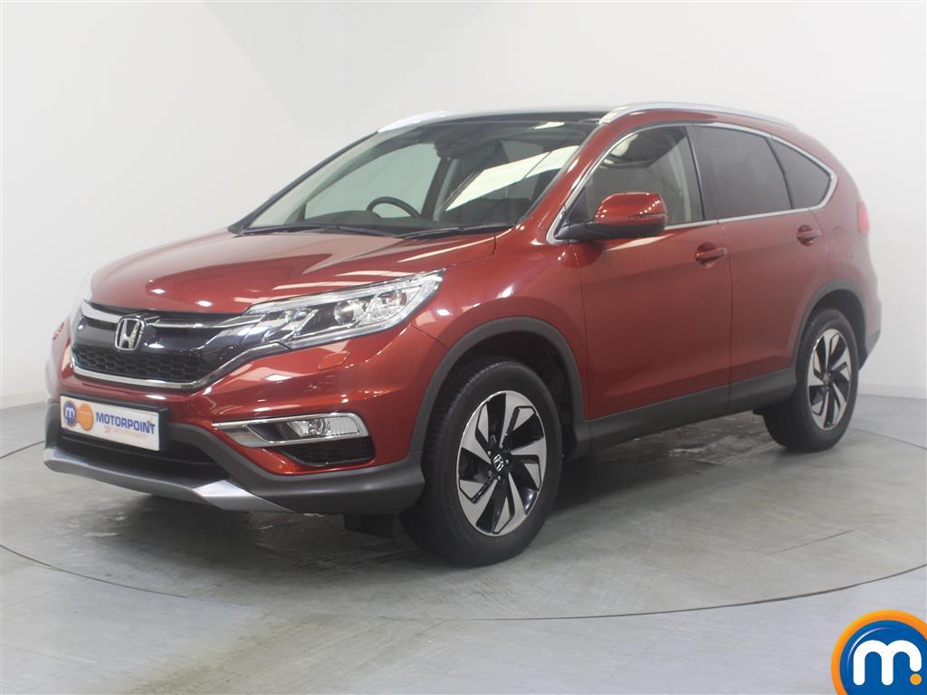 Honda Cr-V EX - Stock Number (1029342) - Passenger side front corner