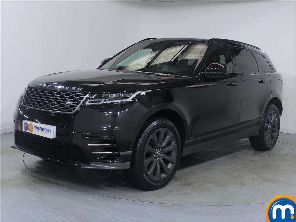 Land Rover Range Rover Velar R-Dynamic SE - Stock Number (1027219) - Passenger side front corner