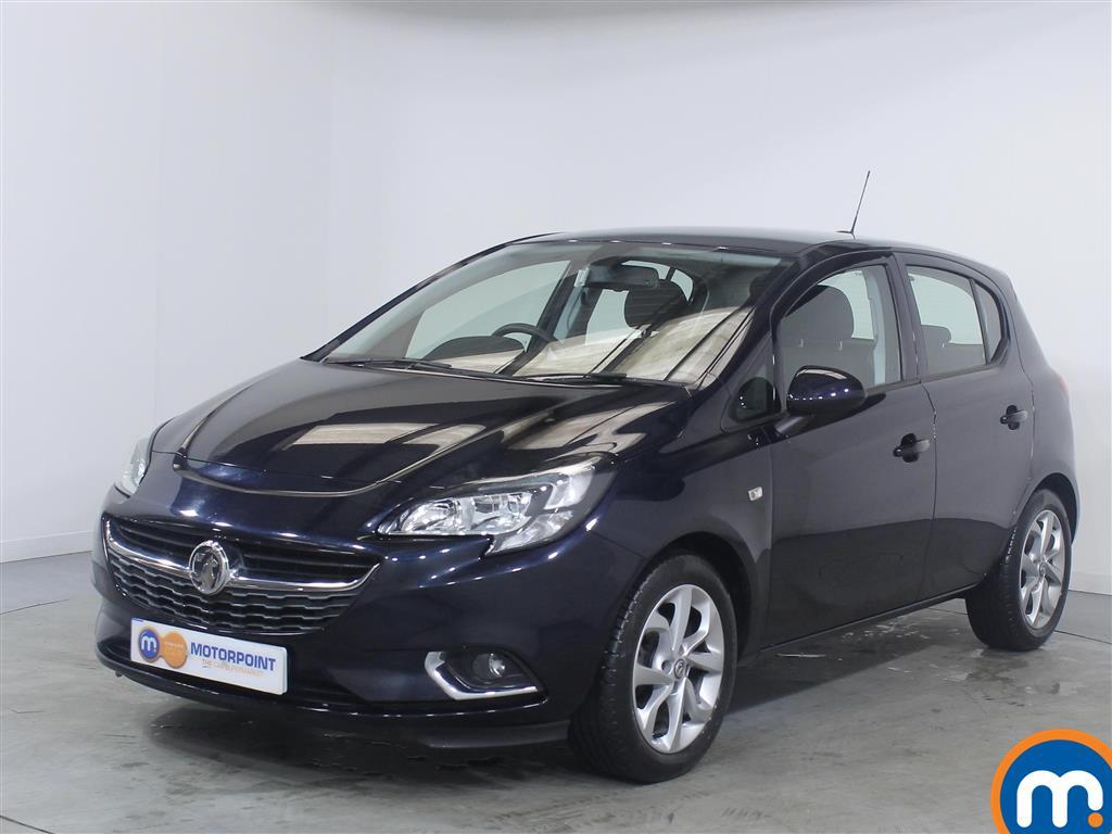 Vauxhall Corsa SRi - Stock Number 1025156 Passenger side front corner