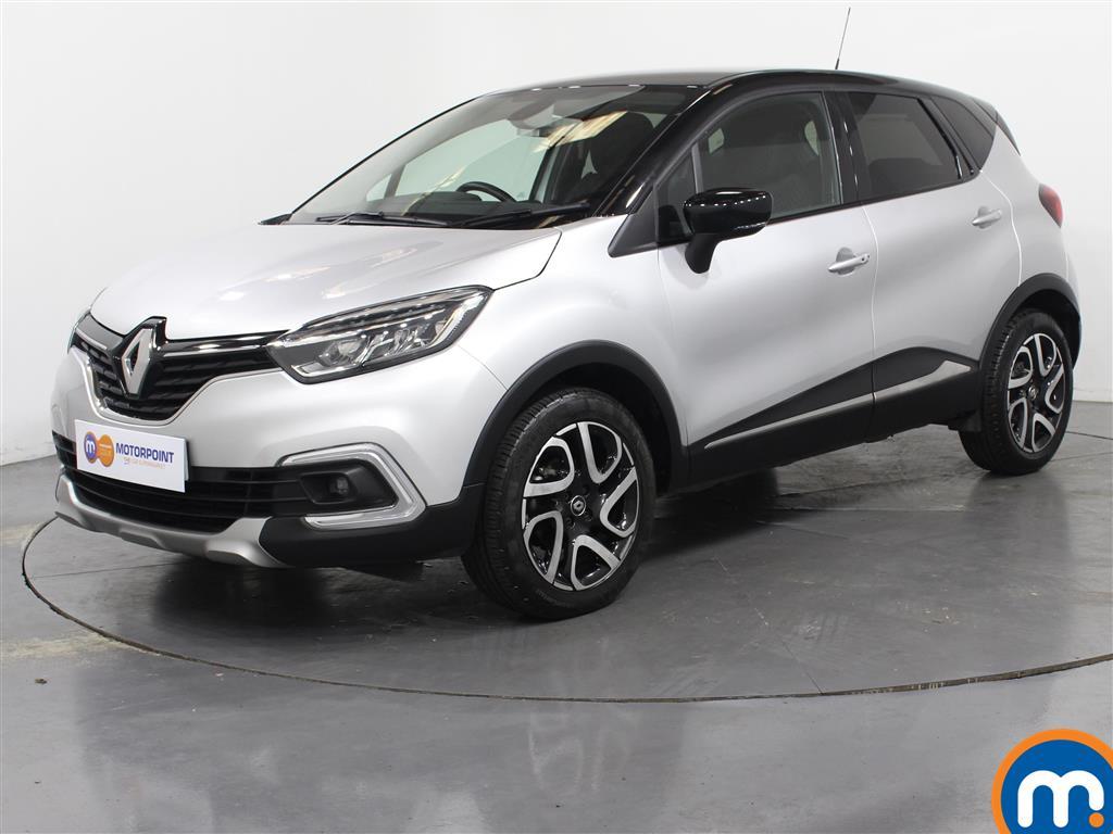 Renault Captur Dynamique S Nav - Stock Number (1023991) - Passenger side front corner