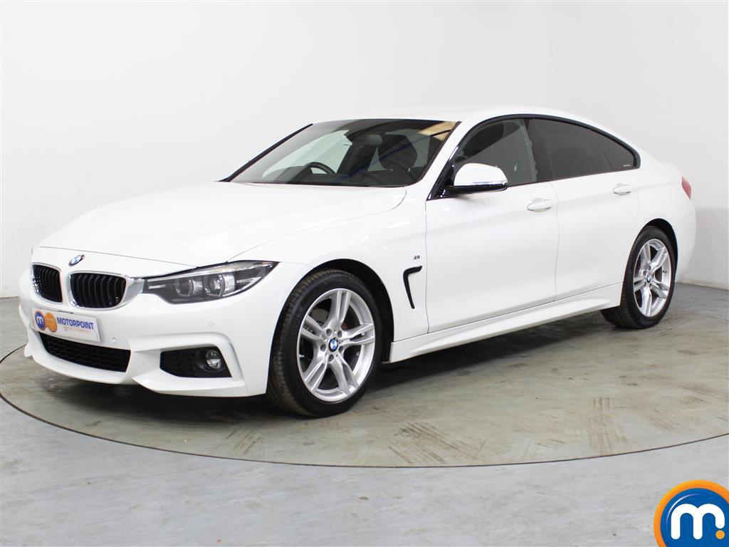 BMW 4 Series M Sport - Stock Number (1029321) - Passenger side front corner