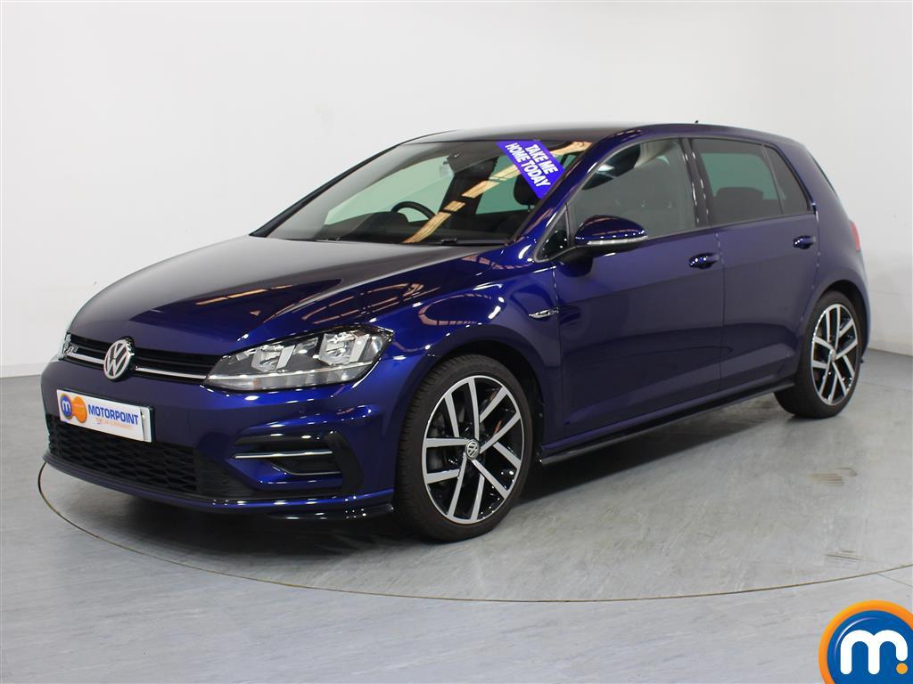 Volkswagen Golf R-Line - Stock Number (991495) - Passenger side front corner