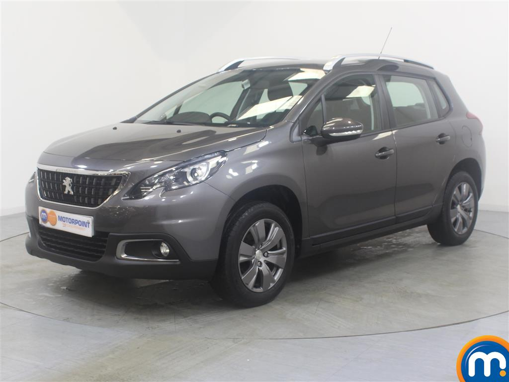 Peugeot 2008 Active - Stock Number (1027468) - Passenger side front corner
