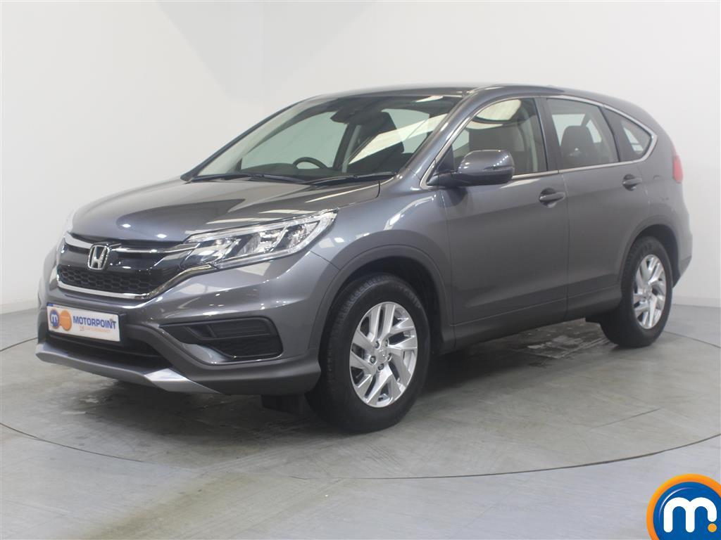 Honda Cr-V S - Stock Number (1030693) - Passenger side front corner