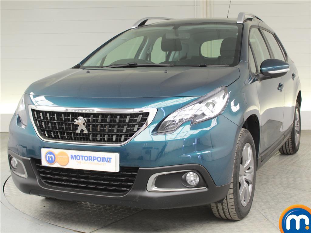 Peugeot 2008 Active - Stock Number (1011797) - Passenger side front corner