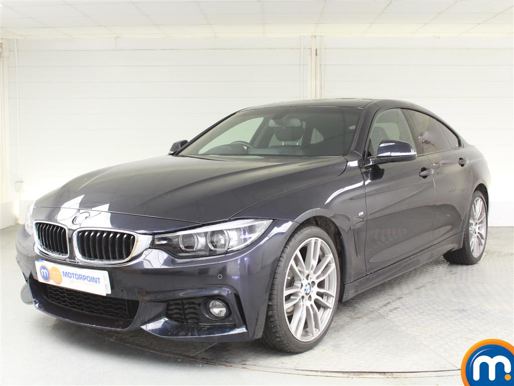 BMW 4 Series M Sport - Stock Number (1025689) - Passenger side front corner
