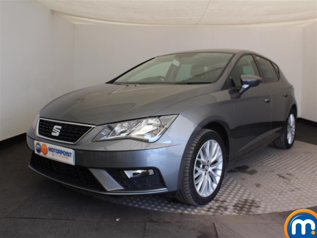 Seat Leon SE Dynamic Technology - Stock Number (1029755) - Passenger side front corner