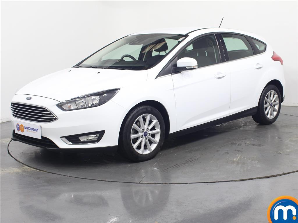 Ford Focus Titanium - Stock Number (1026184) - Passenger side front corner