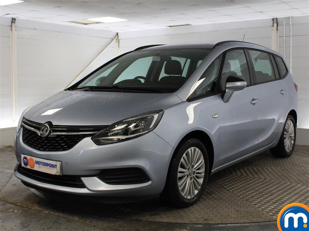 Vauxhall Zafira Design - Stock Number (1030413) - Passenger side front corner