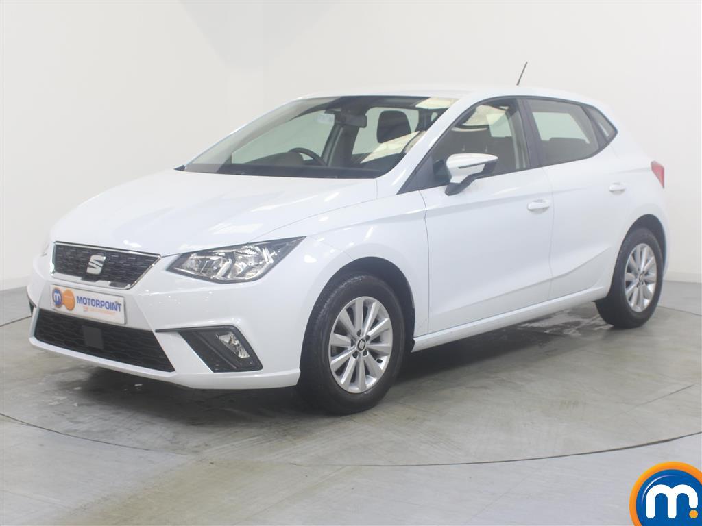Seat Ibiza SE Technology - Stock Number (1027224) - Passenger side front corner