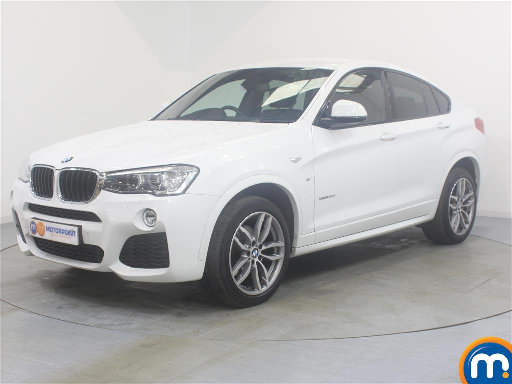 BMW X4 M Sport - Stock Number (1029331) - Passenger side front corner