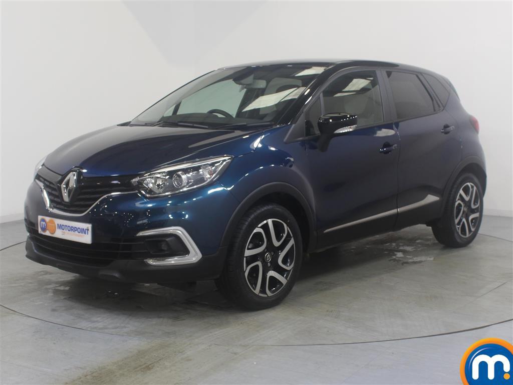 Renault Captur Iconic - Stock Number (1029371) - Passenger side front corner