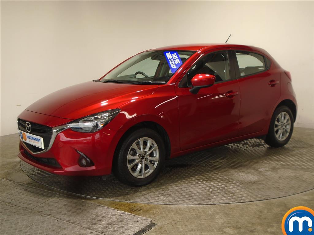 Mazda 2 SE-L - Stock Number (1019753) - Passenger side front corner