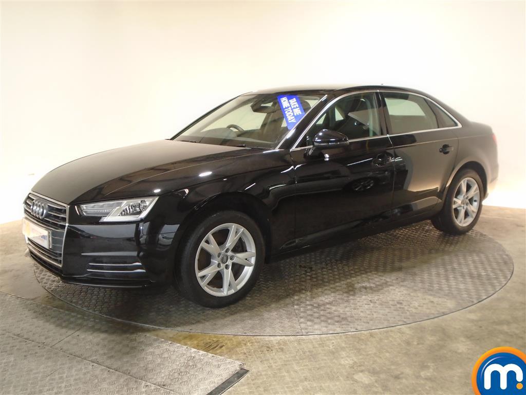 Audi A4 Sport - Stock Number (1021658) - Passenger side front corner