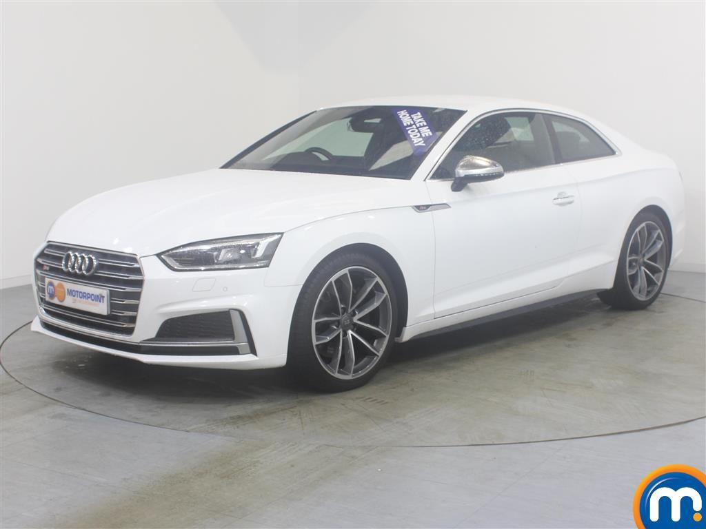 Audi A5 S5 - Stock Number (1015312) - Passenger side front corner