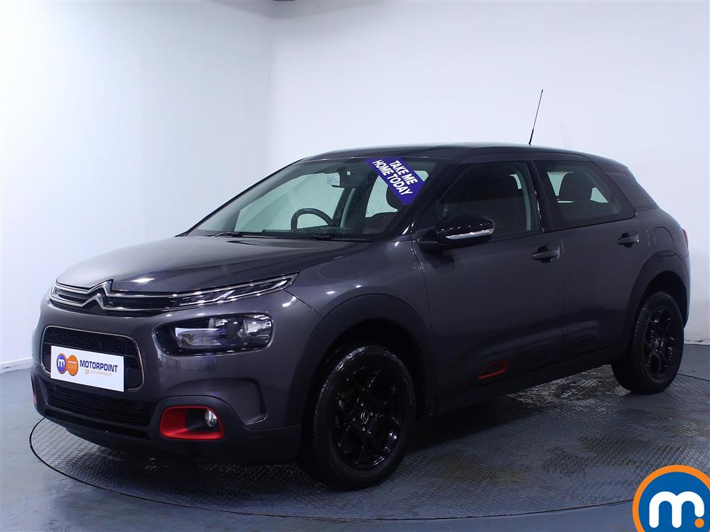 Citroen C4 Cactus Feel Edition - Stock Number (1018454) - Passenger side front corner