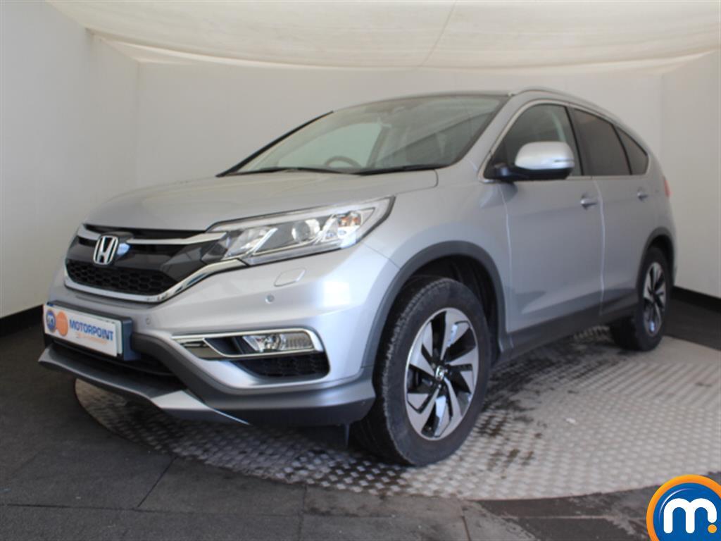 Honda Cr-V EX - Stock Number (1024003) - Passenger side front corner