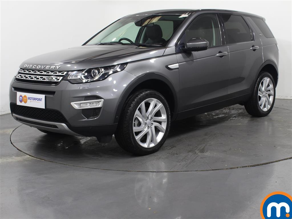 Land Rover Discovery Sport HSE Luxury - Stock Number (1025584) - Passenger side front corner