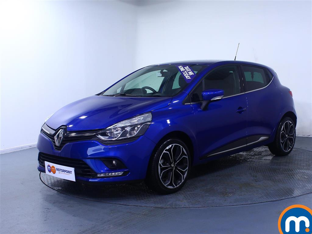 Renault Clio Iconic - Stock Number (1029427) - Passenger side front corner