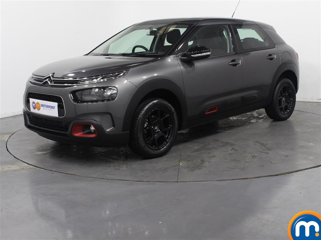 Citroen C4 Cactus Feel Edition - Stock Number (1026775) - Passenger side front corner