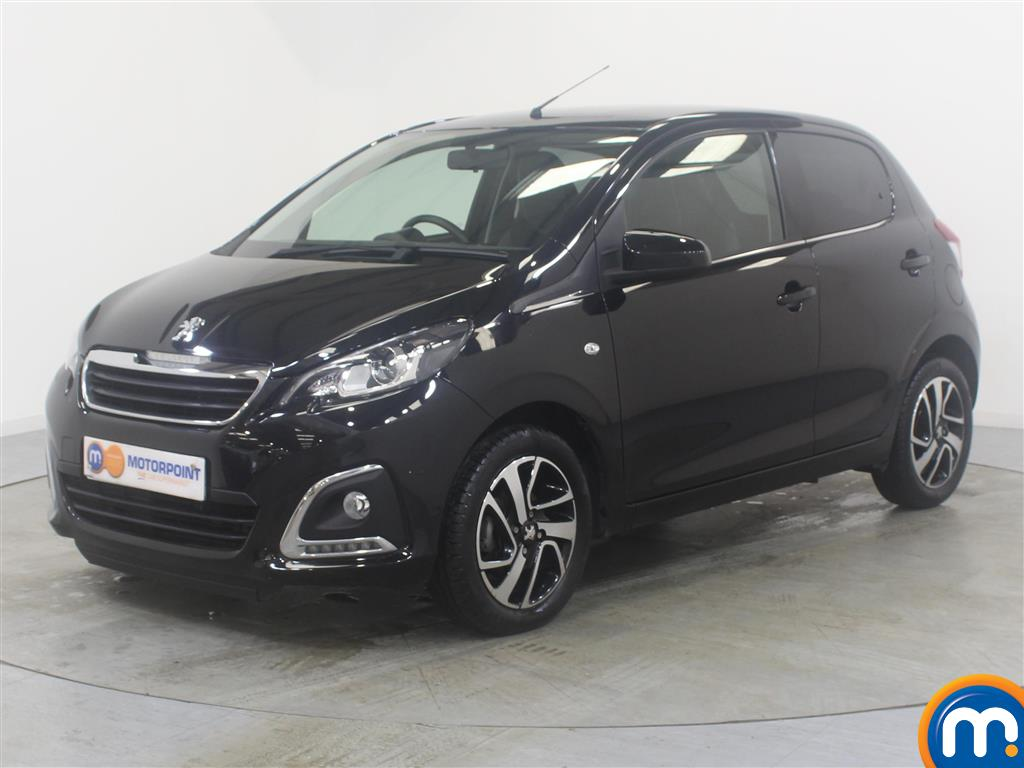 Peugeot 108 Allure - Stock Number (1020711) - Passenger side front corner