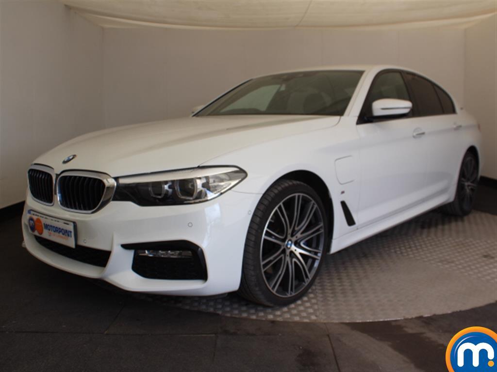 BMW 5 Series M Sport - Stock Number (1027037) - Passenger side front corner