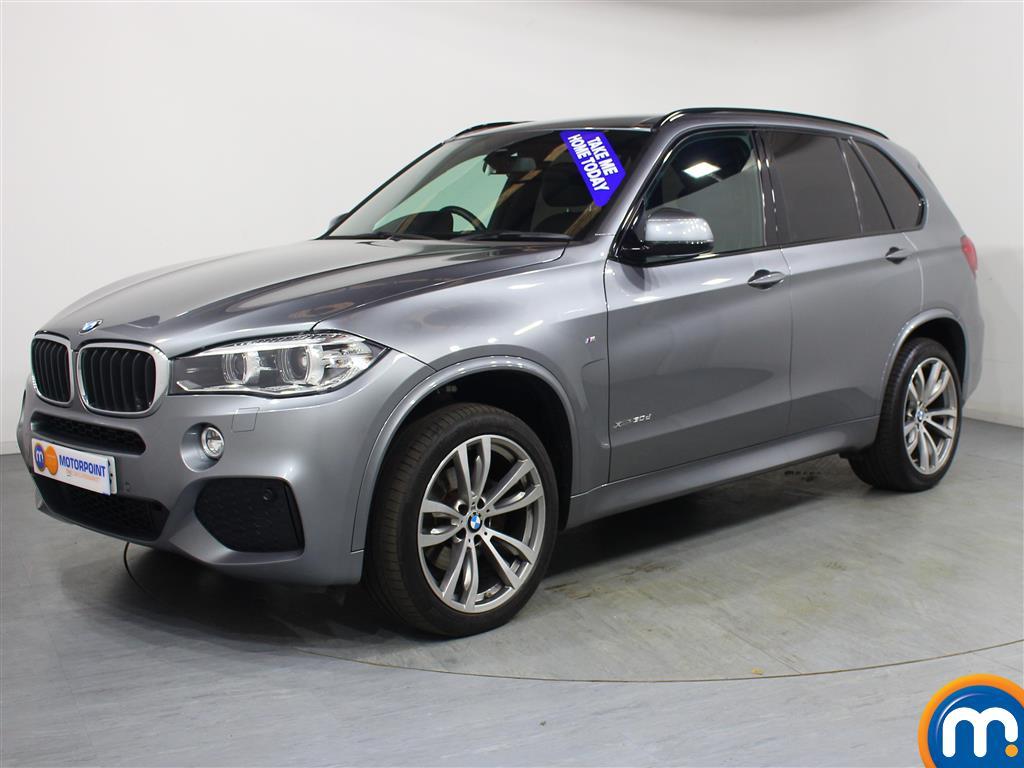 BMW X5 M Sport - Stock Number (1027576) - Passenger side front corner